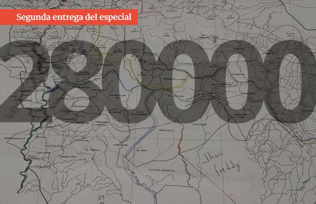 ¿Irán 'los predios' de las Farc al Fondo de Tierras?