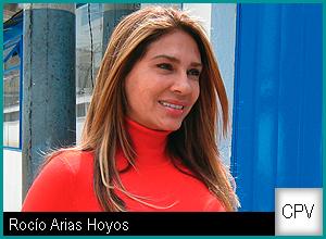 Rocío Arias Hoyos