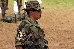 Terrorismo del Para-Estado. Este es 'Camilo', responsable de crímenes atroces en Norte de Santander