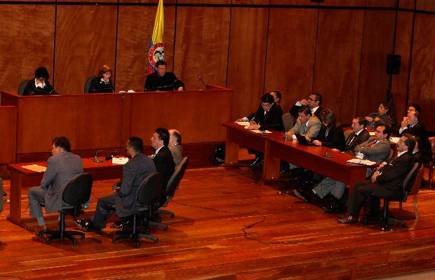 Tribunales de Justicia y Paz
