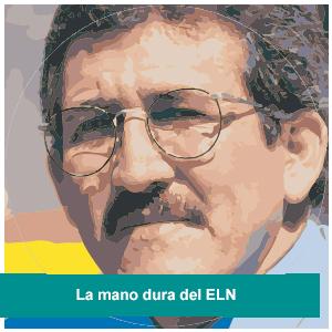 Antonio Garcia Negociaciones ELN