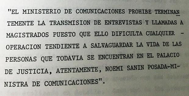 casa narinio palacio telegrama censura 2