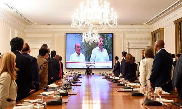 Consejo de Ministros - Acuerdo Final