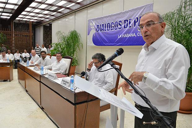 Humberto de la Calle - Acuerdo Final