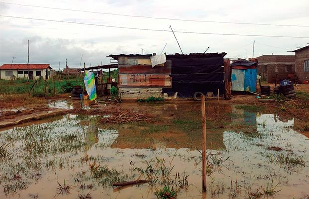 desplazados arauca barrio