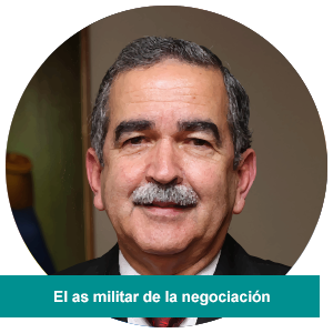 Eduardo Herrera Negociaciones ELN