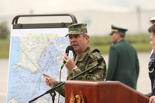 General Mora