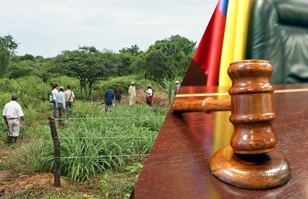 jueces restitucion