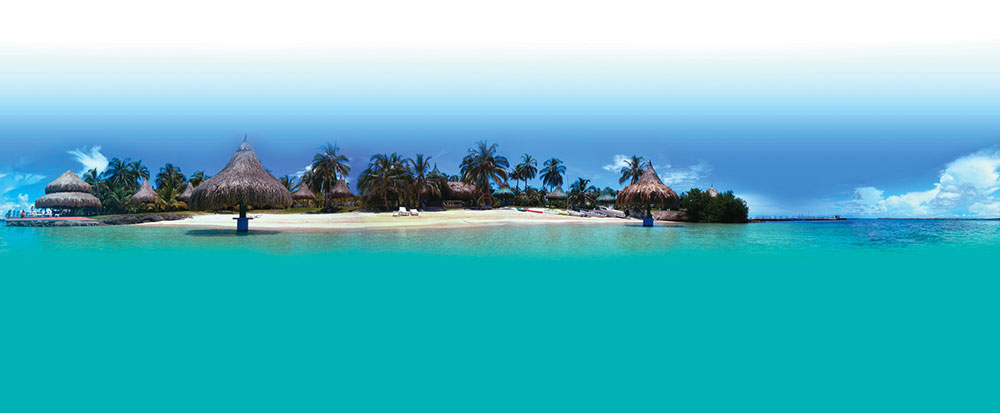 Panorámica de Isla Múcura