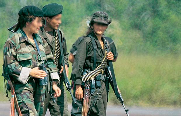 mujeres guerrilla erg 2