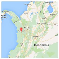 oro quibdo mapa
