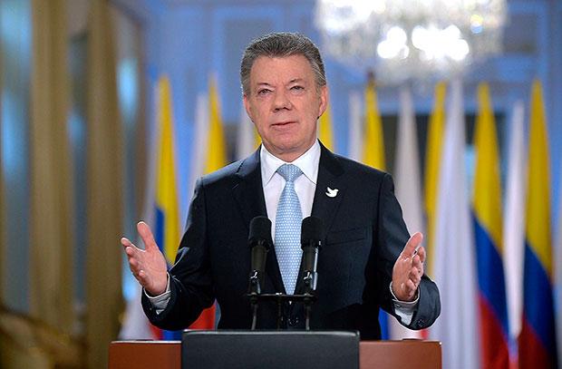 Juan Manuel Santos - Acuerdo Final