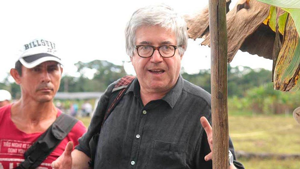 Entrevista a Eduardo Díaz