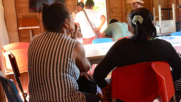 Víctimas de desaparición forzada en Magdalena.