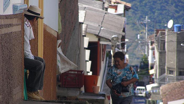 Habitantes de Ituango