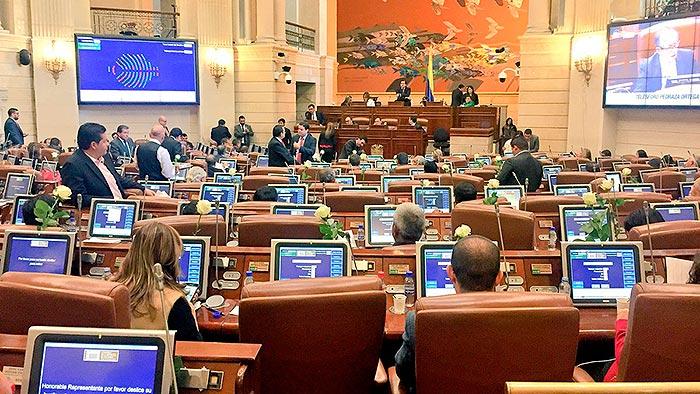 El nuevo Congreso de la República frente a