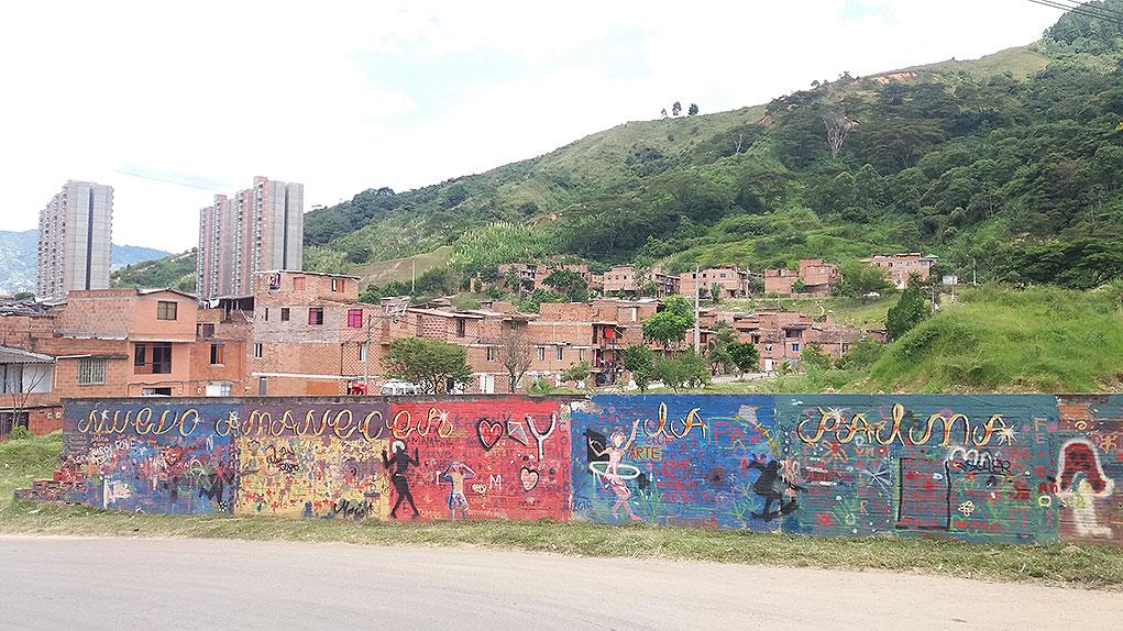 Atavista, Medellín.