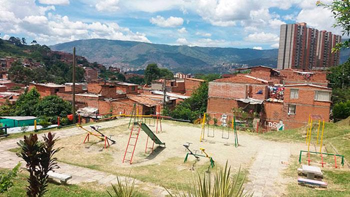 Altavista, Medellín.