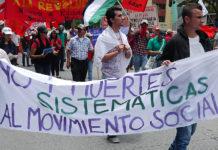 Informe de la Procuraduría General de la Nación sobre líderes sociales asesinados