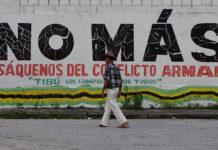 Guerra en el Catatumbo