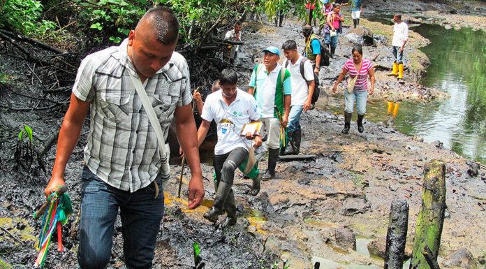 Demanda de indígenas Awá a Ecopetrol