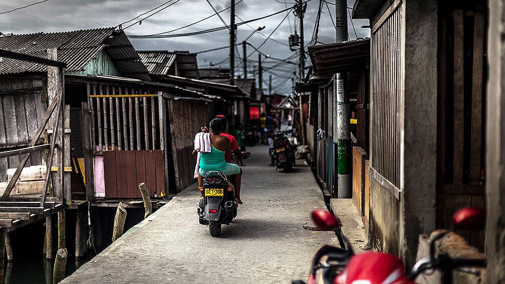 Capturas de líderes sociales del Pacífico