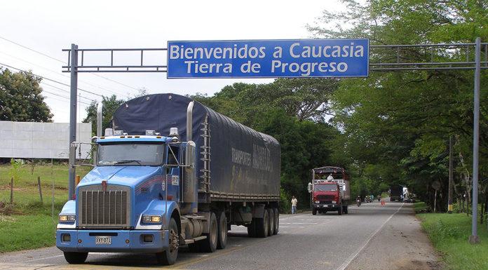Desplazados en el Bajo Cauca antioqueño