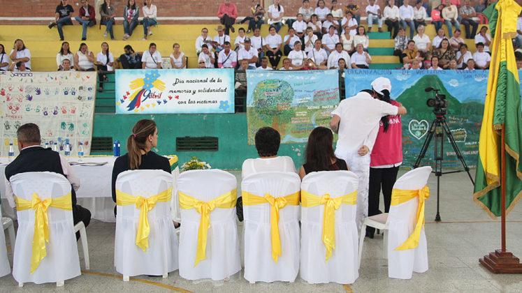 Memoria y víctimas de desaparición forzada en Samaná