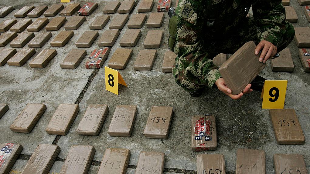 Narcotráfico en el Catatumbo