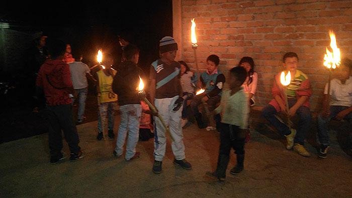 Ceremonia del Padre Juego, Kitek Kiwe
