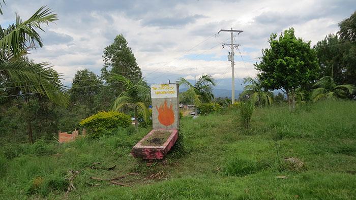 Parque de la Memoria de Kitek Kiwe