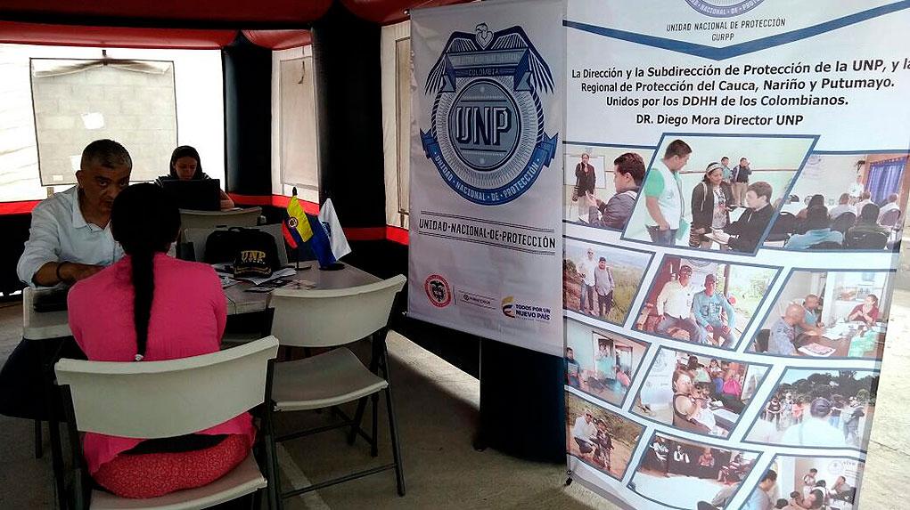 Programa de protección para comunidades sin consultar*