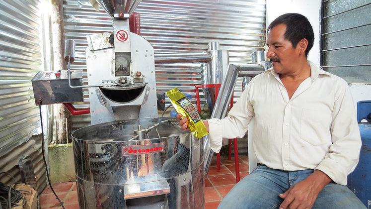 Café de Ortega, el Café de la Reconciliación