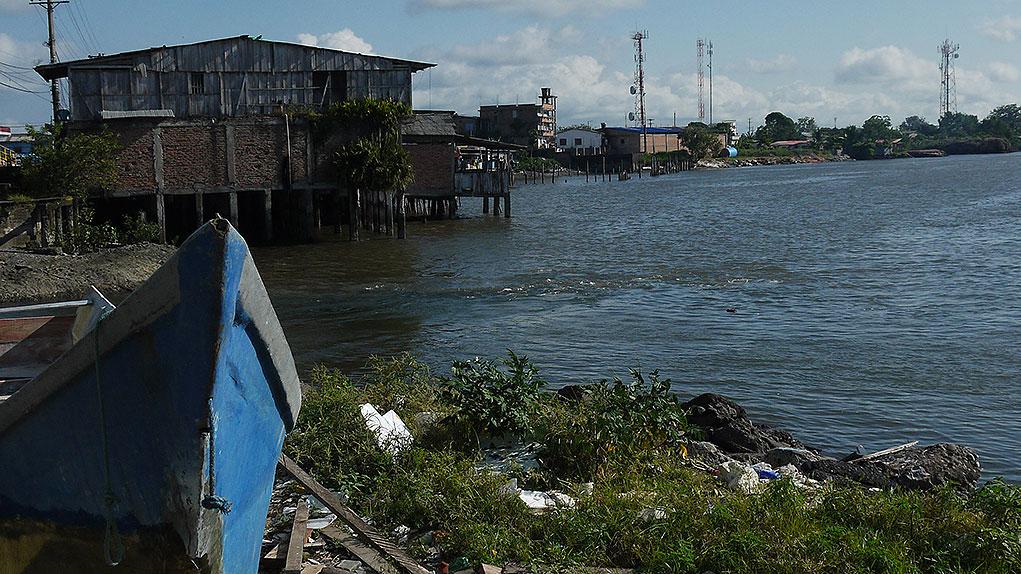 Allanamientos casas de pique en Tumaco