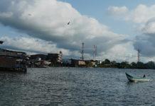 Casas de pique en Tumaco
