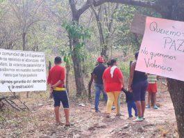 Solicitud de medidas cautelares para campesinos de La Esperanza