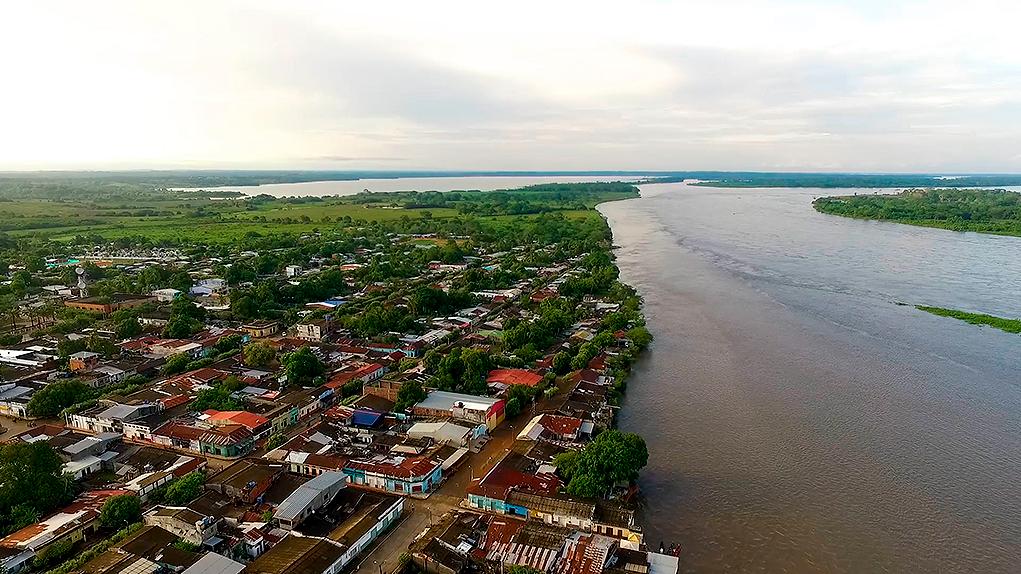 Desaparición forzada y ríos