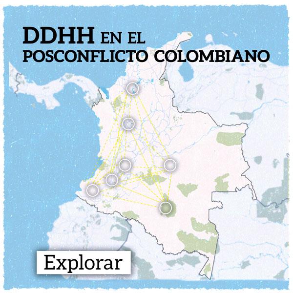 Derechos humanos en el posconflicto colombiano