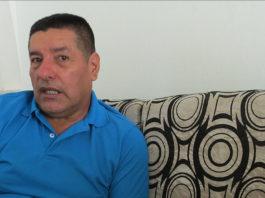 Enrique Fernández, líder de vícitmas del Naya