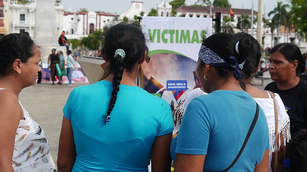 Reparación colectiva de víctimas del conflicto armado