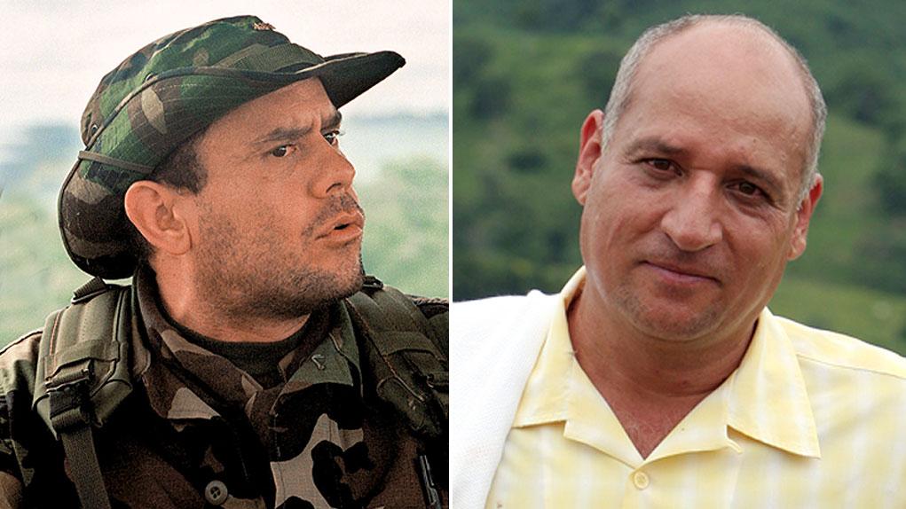 Carlos y Vicente Castaño Gil, jefes de las Accu