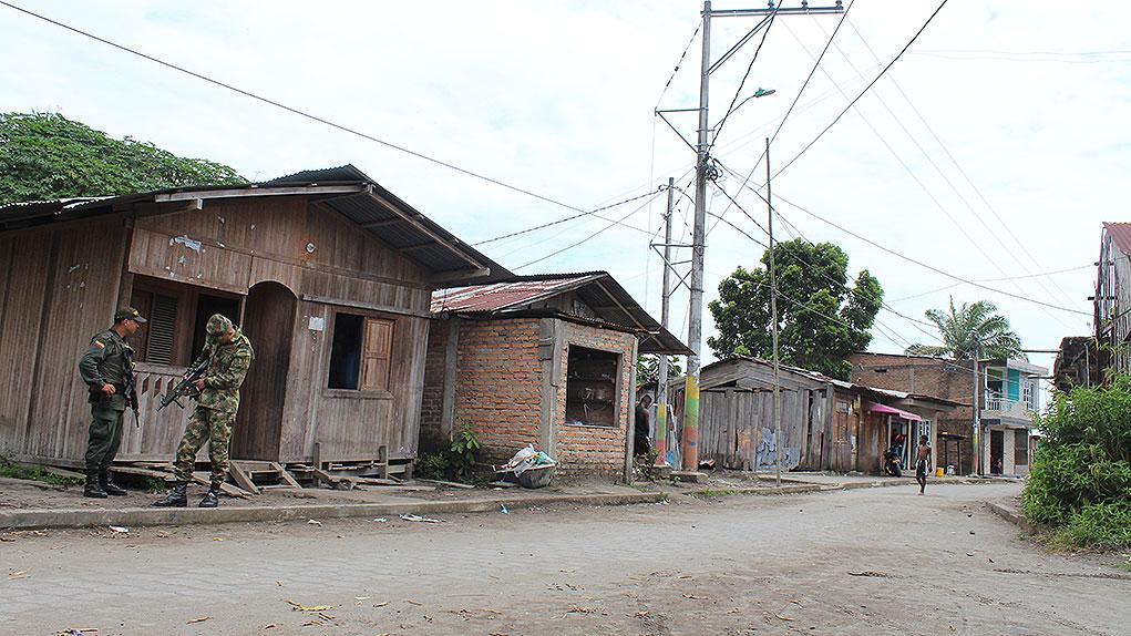 Tumaco, disidencias y crimen trasnacional