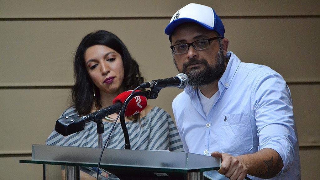 Informe de exiliados de Centro Nacional de Memoria Histórica