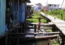 Crisis humanitaria Chocó