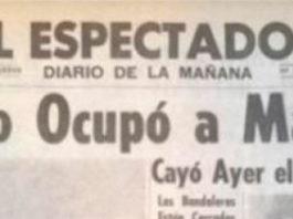 Guerra Sorda, Operación Marquetalia