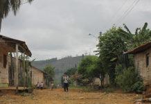 resitución de tierras en el Nudo del Paramillo